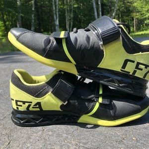 Reebok CrossFit / Lifting Shoes CF74 Double Strap